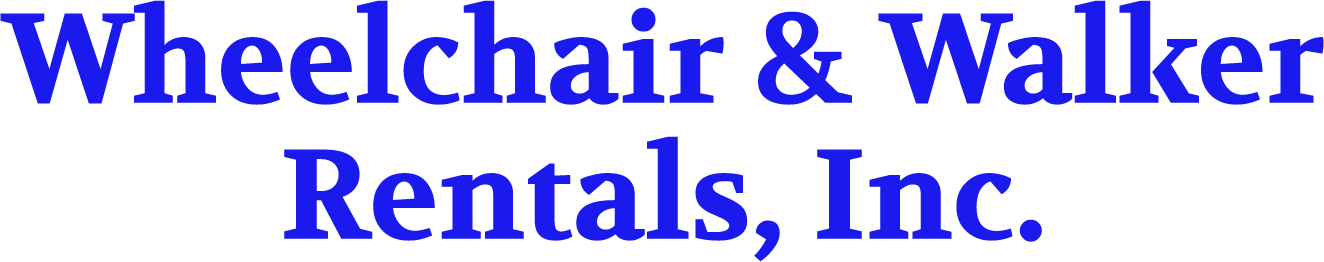 Wheelchair and Walker Rentals logo